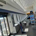 Interiér Hlavního nádraží Havířov